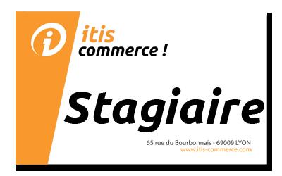 Stage chez itisweb